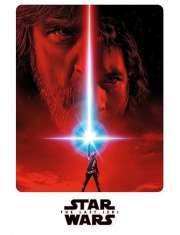 Star Wars Gwiezdne Wojny Ostatni Jedi Rey - plakat