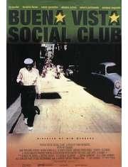 Buena Vista Social Club - plakat