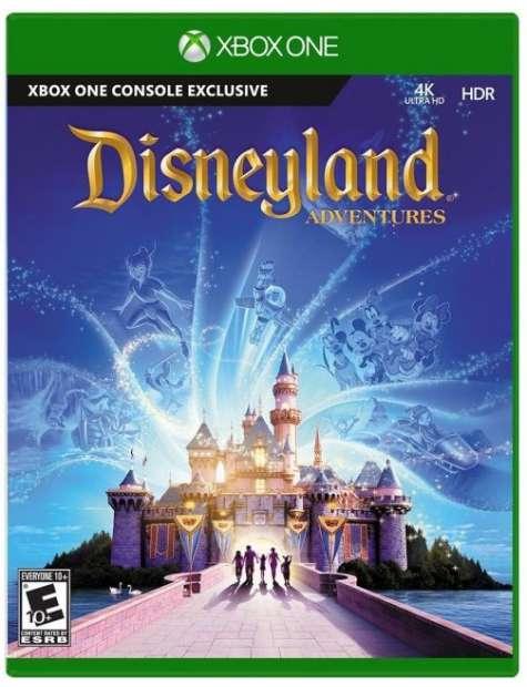 Disneyland Adventures Xone-26830
