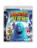 Monsters VS Aliens PS3