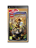 Lego Indiana Jones 2 Adventure Continues PSP