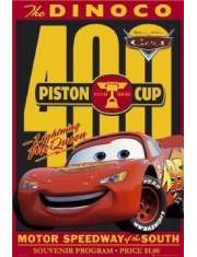 Auta - Cars - 400 - plakat