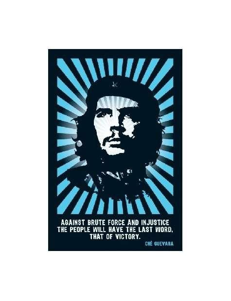 Che Guevara - Zwycięstwo - plakat