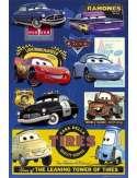 Auta - Disney Cars - Collage - plakat