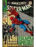 Niesamowity Spiderman Więzienie - plakat
