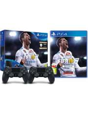 PlayStation 4 500Gb Slim   2 pady   FIFA 18-26854