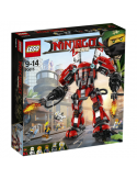 Klocki Lego Ninjago Movie 70615 Ognisty Robot