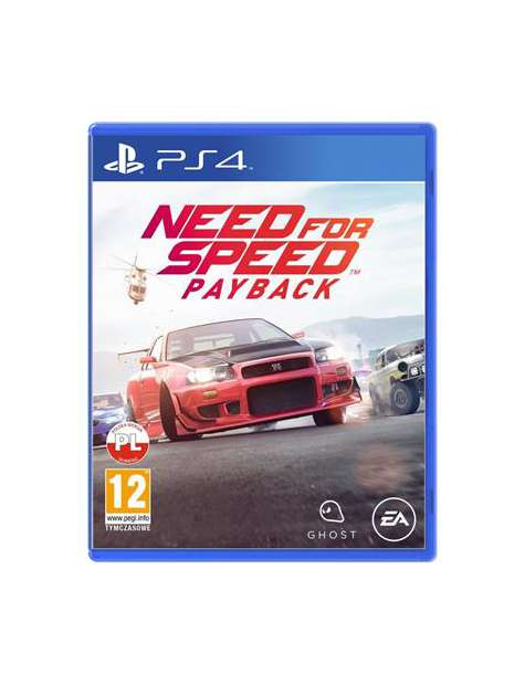 Need For Speed Payback PS4-27454