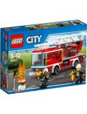 Klocki Lego City 60107 Wóz Strażacki z Drabiną