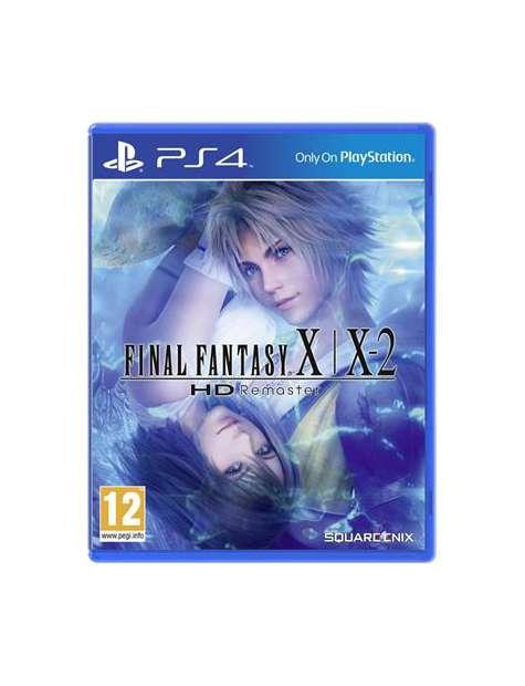Final Fantasy X/X-2 HD Remaster PS4-6968