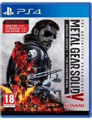 Metal Gear Solid V The Definitive Experience PS4-12865