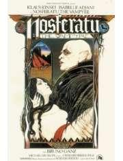 Nosferatu Wampir - plakat