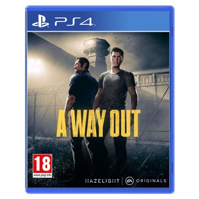 A Way Out PS4-28084