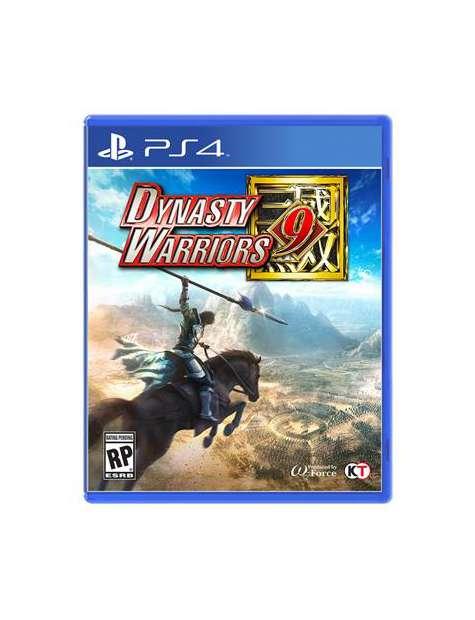 Dynasty Warriors 9 PS4-28113