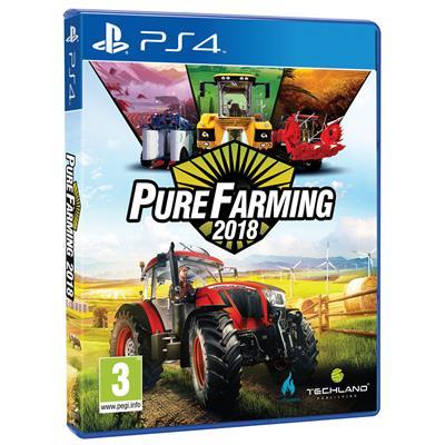 Pure Farming 2018 PS4-28198
