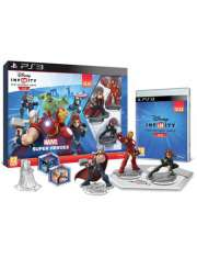 Disney Infinity 2.0 Marvel Super Heroes Zestaw PS3-28430