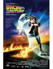 Powrót do Przyszłości - Back to the Future - plakat