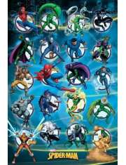 Niesamowity Spiderman compilation - plakat