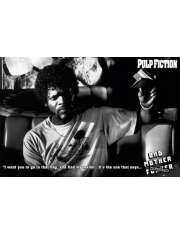 Pulp Fiction - Badmofo one - plakat