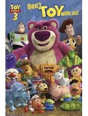Toy Story 3 Grupa - plakat