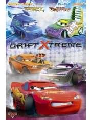 Auta 2 Disney Cars 2Ekstremalny Drift - plakat