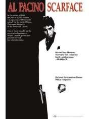 Scarface - Człowiek z Blizną - plakat