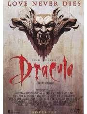Drakula Francis Ford Coppola - plakat