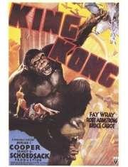King Kong - plakat