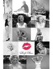 Marilyn Monroe Mix - plakat