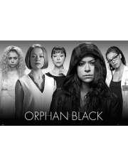 Orphan Black - plakat