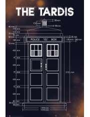 Doctor Who Projekt Tardis - plakat