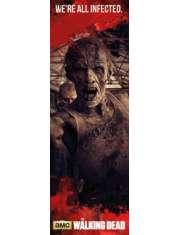 The Walking Dead Wszyscy Jesteśmy Zarażeni - plakat