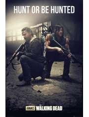 The Walking Dead Polowanie - plakat