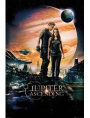 Jupiter Ascending Intronizacja - plakat