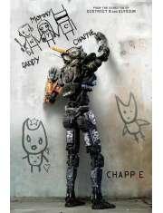 Chappie Graffiti - plakat