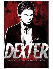 Dexter Favorite Killer - plakat
