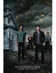 Supernatural Church - plakat