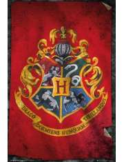 Harry Potter Hogwarts - plakat