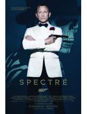 James Bond Spectre - Daniel Craig - plakat