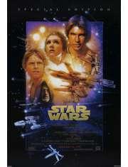 Star Wars Gwiezdne Wojny - plakat