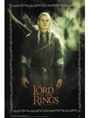 Władca Pierścieni Legolas - plakat