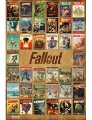 Fallout 4 Kompilacja - plakat