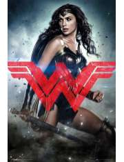 Batman v Superman Wonder Woman - plakat