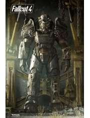 Fallout 4 Key Art - plakat