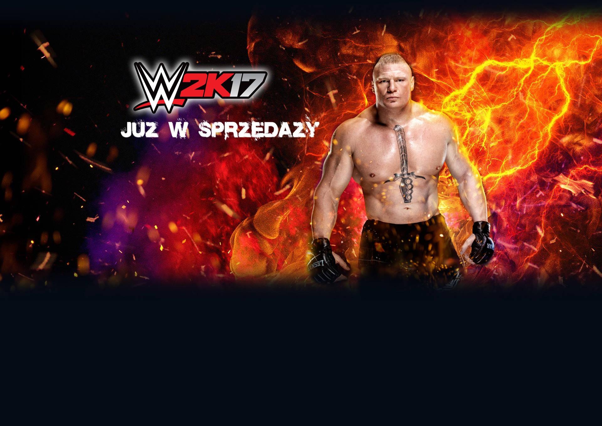 Slider WWE 2K17