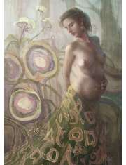 Pajęcza suknia - plakat premium
