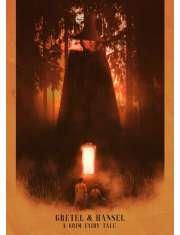 Małgosia i Jaś - plakat premium