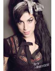 Amy Winehouse - plakat