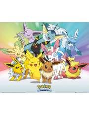 Pokemon Go Eevee - plakat