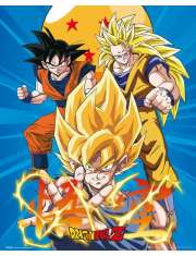 Dragon Ball Z Goku - plakat